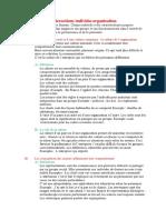 Chapitre 4 Les Interactions Individu Organisation 1
