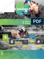 None of a kind IT Solutions - JST Business Solutions :