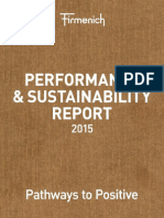 Firmenich-sustainability Report 2015