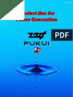 Catalog Fukui SL Series