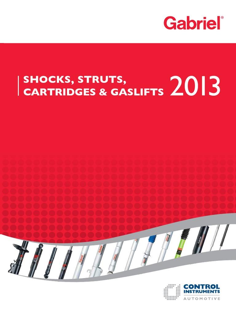 Gabriel G44940 Ultra Cartridge