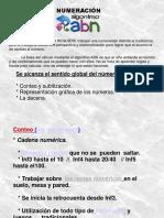 3. Método ABN. Numeración.pdf