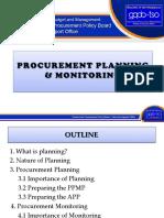 Proc Planning Monitoring 09162016