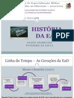 historia da EAD
