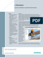 Process Simulate - Welding Program
