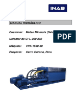 Manual Filtro de Prensa