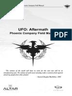 UFO Aftermath Manual