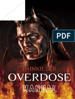 Painkiller Overdose Manual UK