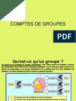 07 gestion DEs GROUPES