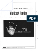 7. Multicast Routing