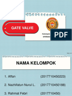 Gate Valve (Poin-poin)