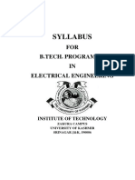 Syllabus Full ELE Autumn 2017