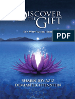 Discover the Gift by Demian Lichtenstein and Shajen Joy Aziz - Excerpt