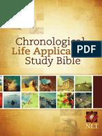 Chronological Study Bible