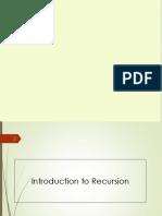 recursion-1
