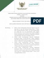 Peraturan KPU Nomor 7 Tahun 2018 Tentang Seleksi Anggota KPU Kabupaten