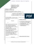 Zindel v. Fox Complaint