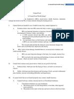 Sentence Outline