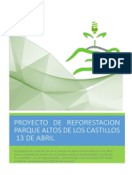 Materiales Delparque Altos de Los Castilos 13 de Abril y Vivero