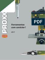 Catálogo Próxxon