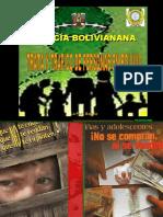 Trata y tráfico de personas en Bolivia