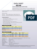 Detector GFE AD Series