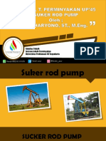 SRP Soker Rod Pomp