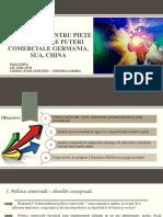 Competiția Pentru Piețe Între Marile Puteri Comerciale Germania