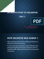 Day1_SeleniumJAVA