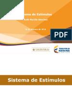 Presentación Bienestar e Incentivos - 2016
