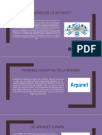 Historia de La Internet Serrano Hdz