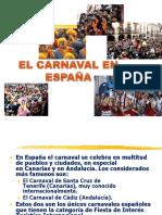 Carnaval St Cruz - Español 2017.2