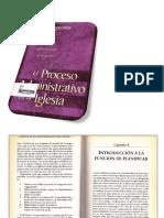 El Proceso Administrativo en La Iglesia Ines j. Figueroa