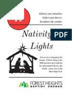 Seasonal Devotional Booklet
