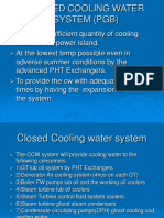 Closed Cooling Water System
