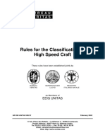 Rules for the Classification of High Speed Craft - BV ; LG ; RINA - 2002.pdf