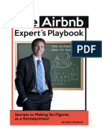 Airbnb Expert's Playbook