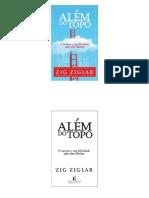 Livro - Alem Do Topo - Zig Ziglar (Versão Digital)