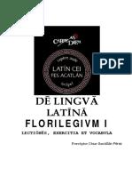 De Lingva Latina i (1)