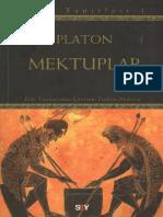 Platon - Bütün Eserleri 1 & Mektuplar
