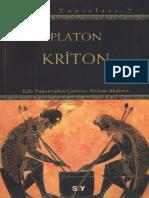 Platon - Bütün Eserleri 2 & Kriton
