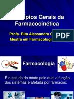 Aula 1 Farmacocinética Absorção