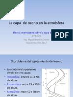 Tecnología medio ambiental - Capa de Ozono