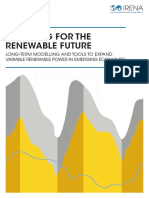 IRENA Planning for the Renewable Future 2017