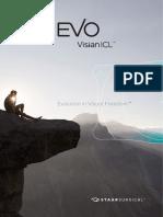 Brochure - STAAR Surgical - EVO Visian ICL (Surgeon Brochure) (en)