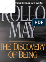 May, Rollo - Discovery of Being (Norton, 1983)