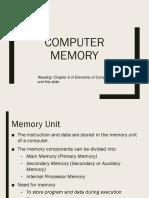 Memory UnitMZI Modified