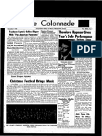 The Colonnade, December 9, 1955