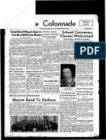 The Colonnade, September 30, 1955