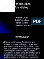 La teoría ética aristoteles.ppt